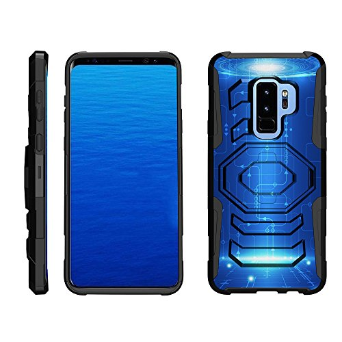 armor solid hybrid kickstand galaxy s9 plus case