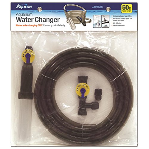 Aqueon Aquarium Water Changer – 50 feet