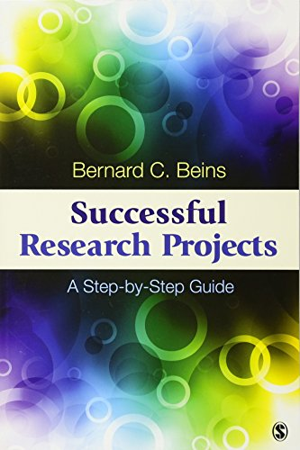 Successful Research Projects: A Step-by-Step Guide [Bernard C. Beins] (Tapa Blanda)