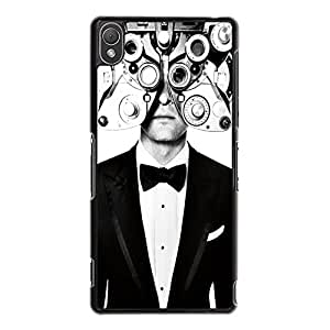 Unique Design Justin Timberlake Phone Case Cover for Sony Xperia Z3