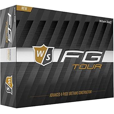 Wilson Staff Fg Tour Golf Balls 12-Ball Pack