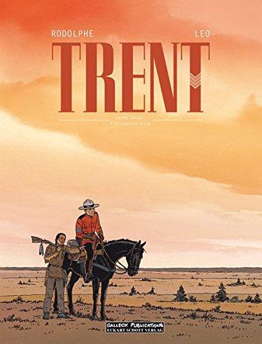 Trent, Sammelband: Bände 7,8 und Captain Price