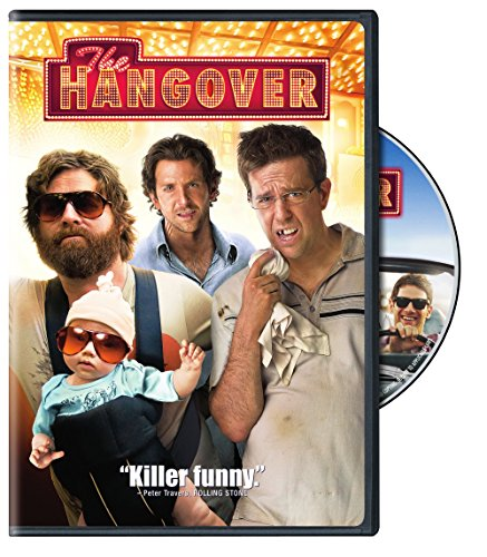 The Hangover (Rated Single-Disc - Super Game Hangover