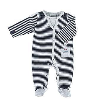 3bd76c74ce06a Noukie s Noukies Z881135 Pyjama grenouillère en Jersey Double Face Bébé  Garçon  Amazon.fr  Vêtements et accessoires