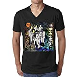 Reflektor Arcade Fire T Shirt Men V Neck Black