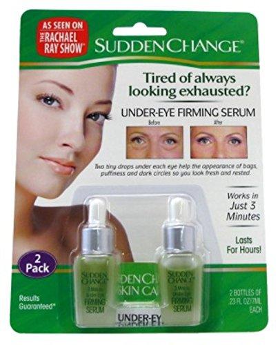 - Sudden Change Under-Eye Firm Serum 2-Pack (6 Pack)