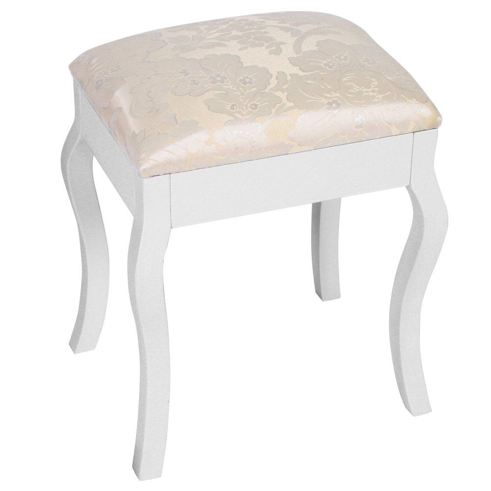 drehhocker holz wei. Black Bedroom Furniture Sets. Home Design Ideas