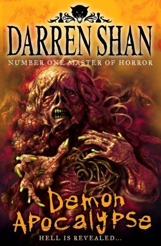 """""""Demon Apocalypse"""" av Darren Shan"""