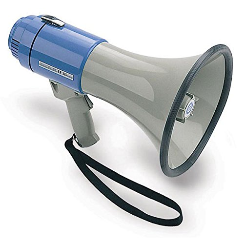 Megaphone w/ Siren by NON-ACTIVE - ABLE 2 PRODUCTS