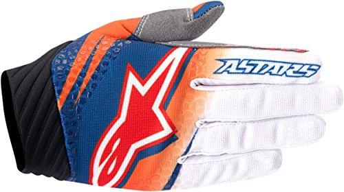 ALPINESTARS Glove Venom Blue / Orange / White L Large