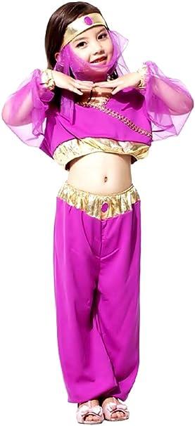Disfraz de odalisca - árabe - disfraces para niños - halloween ...