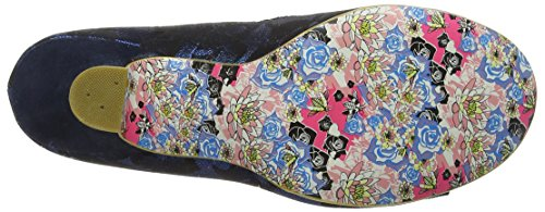 Irregular Choice Dazzle Razzle Womens Shoes Navy - 37 EU jfW9q6G
