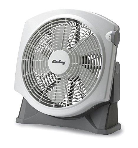 """Air King 14"""" Window/Floor Fan, 3 Speed"""
