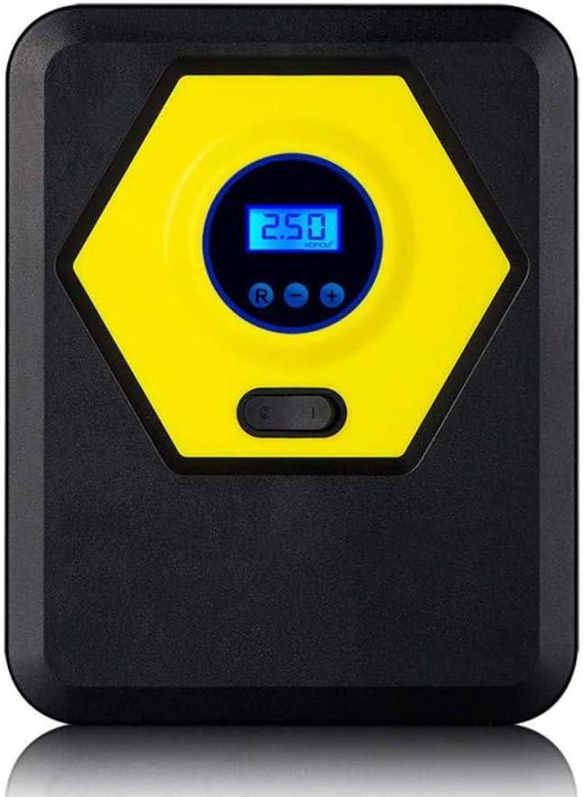 150PSI Digital//Puntero Neum/ático de coche Bomba inflable Auto Compresor de aire para coches Neum/ático de rueda Inflador de neum/ático el/éctrico