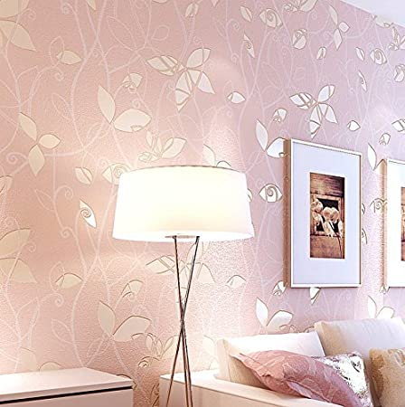 Reyqing Simple Non Woven Tv Backdrop 3D Three Dimensional Wallpaper Bedroom