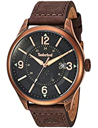 Mens TBL14645JSQR02 BLAKE Analog Display Analog Quartz Brown Watch