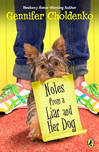 book cover of Notes from a Liar and Her Dog