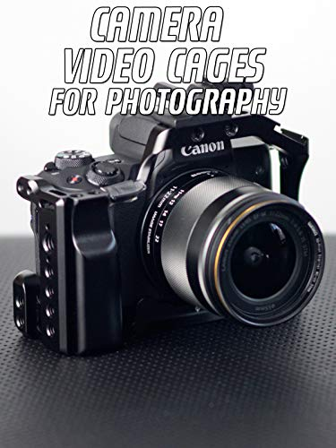 Camera Video Cages for -