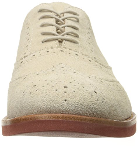 Polo Ralph Lauren Mens Johnsly Suede Oxford Cream ox1XXfcaWm