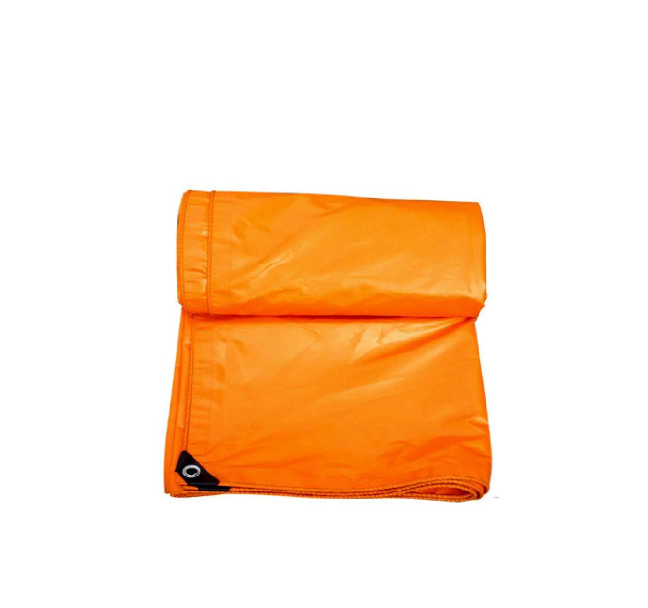 Wrewteyu Plane, Plane wasserdicht Sonnencreme Dicke gelbe Outdoor-Markise Tuch Zelt Sonnenschirm Leinwand Tuch Lappen Tuch eine Vielzahl von Größen