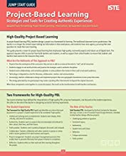 Project-Based Learning: Strategies and Tools for Creating Authentic Experiences