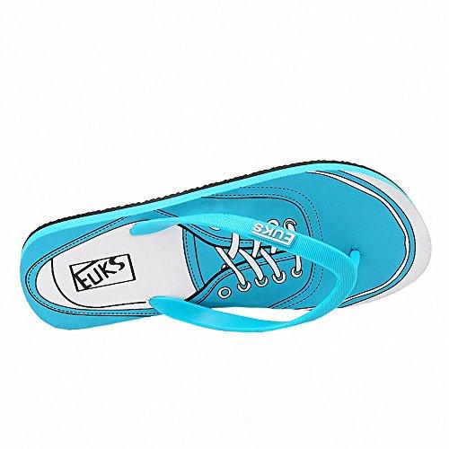 Ben Sports Zapatillas Sandalias deportivas chanclas Para Hombre azul