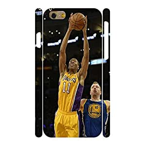 Creative Sports Series Hard Phone Shell Skin Print Basketball Player Star Skin for Iphone 6 Case - 4.7 Inch
