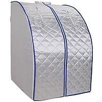 Sauna de infrarrojos portátil XL deluxe de 1000