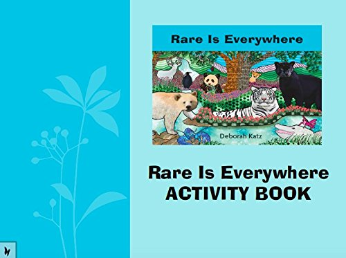 Rare Is Everywhere Activity Book