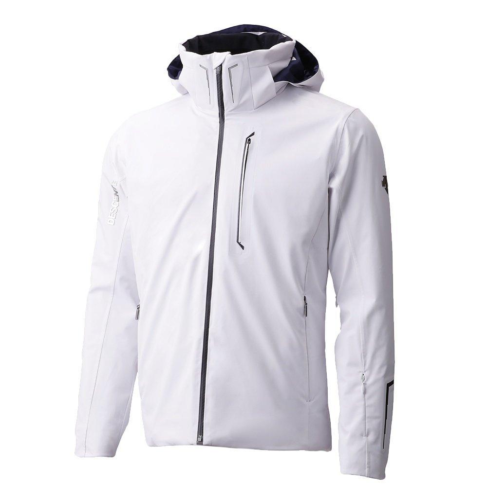 品質満点! Descente Reign XX-Large White/White メンズ 断熱スキージャケット B07F2R6529 Reign Super White/White XX-Large, 天塩町:fe209149 --- arianechie.dominiotemporario.com
