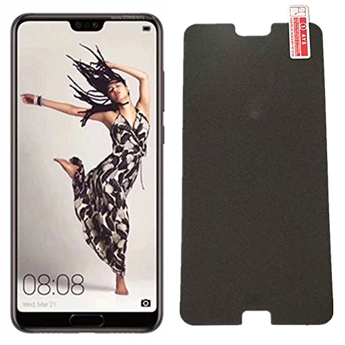 For Huawei P20 Pro Anti-spy Screen Tempered Glass - [2-Pack] Anti-Peeping Privacy Screen Protector Film for Huawei P20 pro