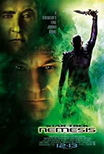 Star Trek X - Nemesis - Movie Poster (Size: 27 inches x 40 inches) (Poster & Poster Strip Set)