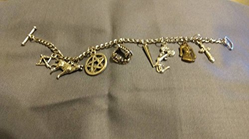 Buffy the Vampire slayer charm bracelet