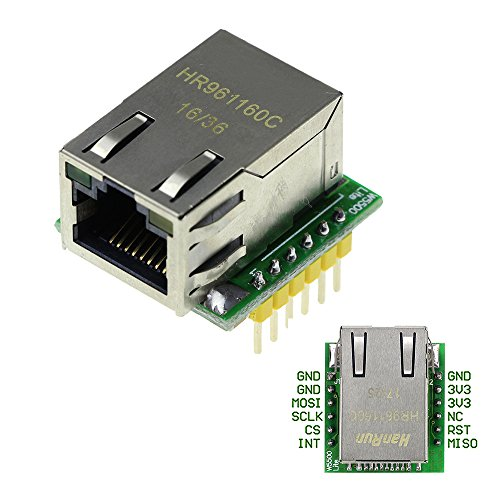 USR-ES1 W5500 Chip New SPI to LAN/ Ethernet Converter TCP/IP Mod