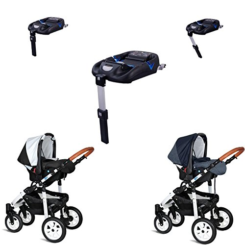 Isofix Base for all My Junior® Pushchairs