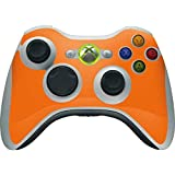 Solids Xbox 360 Wireless Controller Skin – Orange Vinyl Decal Skin For Your Xbox 360 Wireless Controller Review