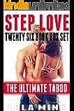 Step Love (26 Book Taboo Romance Box Set)
