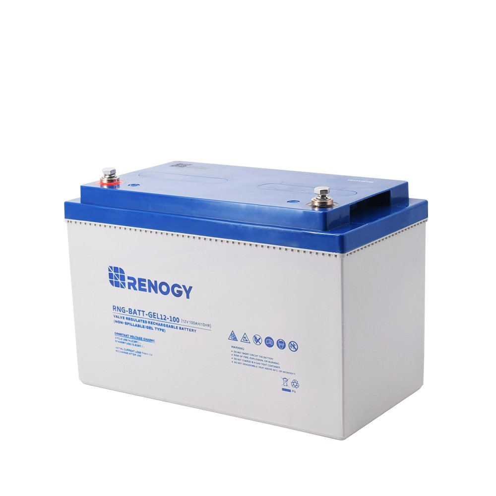 Rechargeable Deep Cycle Pure Gel Battery