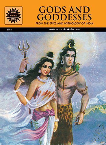 Image result for gods and goddesses amar chitra katha