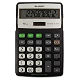 SHRELR287BBK - Sharp ELR287 Recycled Calculator