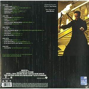Varios-Matrix-Reloaded-Bso-Green-LP-Vinilo
