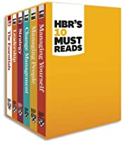 HBR's Must Reads Boxed Set (6 Books) Front Cover