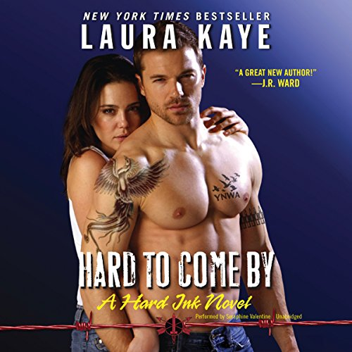 Hard to Come by: A Hard Ink Novel (Hard Ink series, Book 3) by HarperCollins Publishers and Blackstone Audio