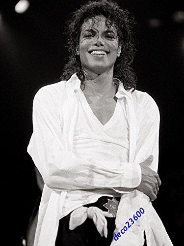 Unbekannt Photo de Michael Jackson/…15x20cm/…6x8inch