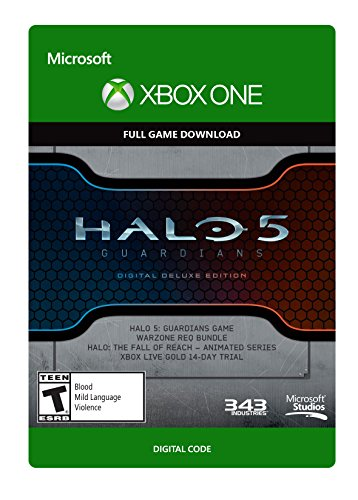Halo 5: Guardians - Digital Deluxe Edition - Xbox One Digital Code