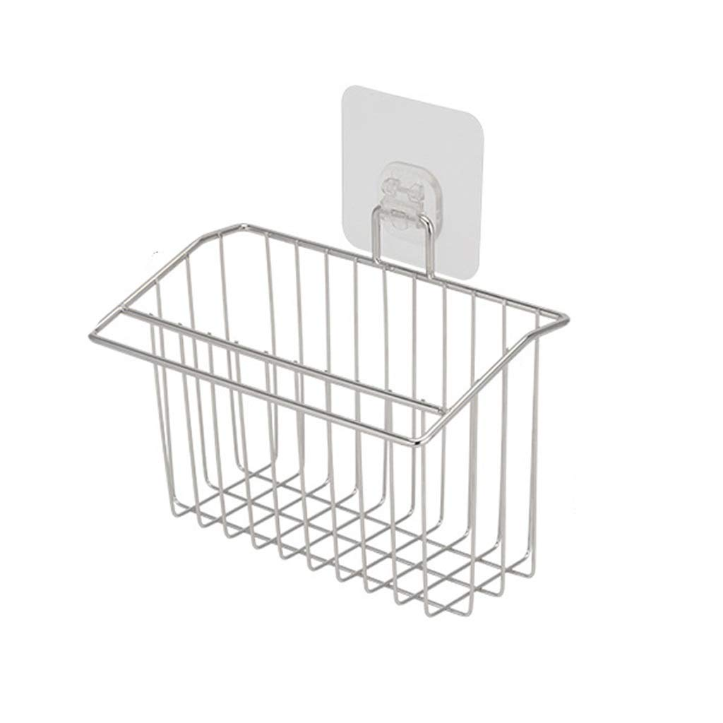AIWO-PQ Drainage Rack Sink/rag/Detergent/Wall Mounted 304 Stainless Steel