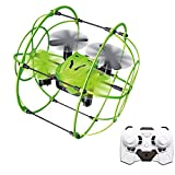 Best Drone With Climbing - ToyPark RC Drone, 2.4GHz6 Axis Gyro Wall Climbing Review
