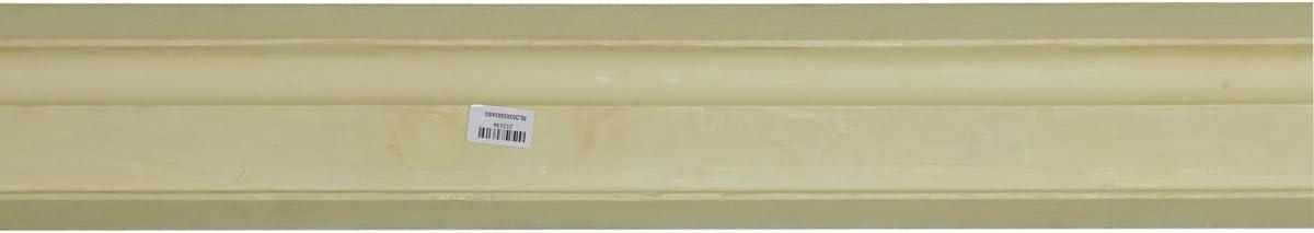 Ekena Millwork MLD03X03X04SO Southhampton Crown Moulding 6 1//4 Repeat 3 1//8H x 3 1//8P x 4 1//2F x 94 1//2L, Factory Primed