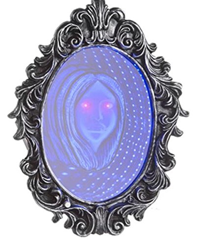 Haunted Infinity Mirror Halloween Prop -
