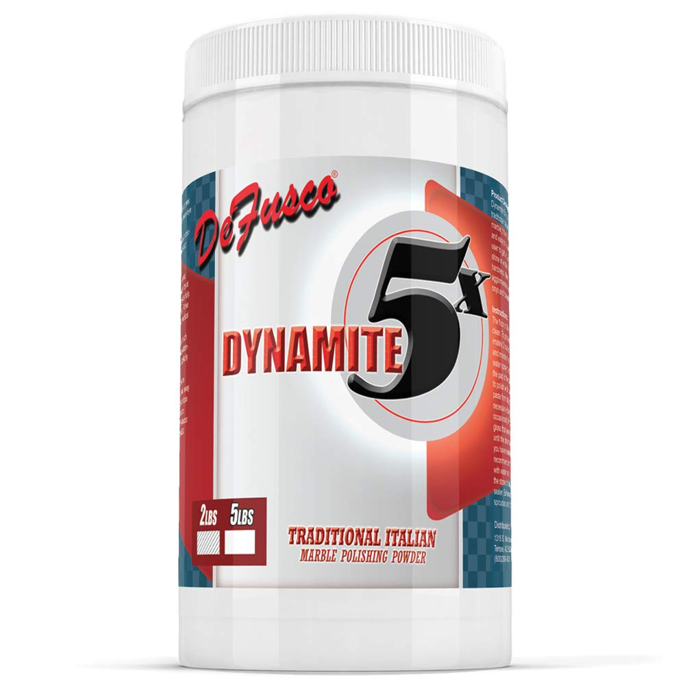 Dynamite 5x Traditional Italian Marble Polishing Powder - 2lbs by DeFusco (Image #1)